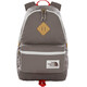 The North Face Berkeley Backpack Falcon Brown/Tibetan Orange